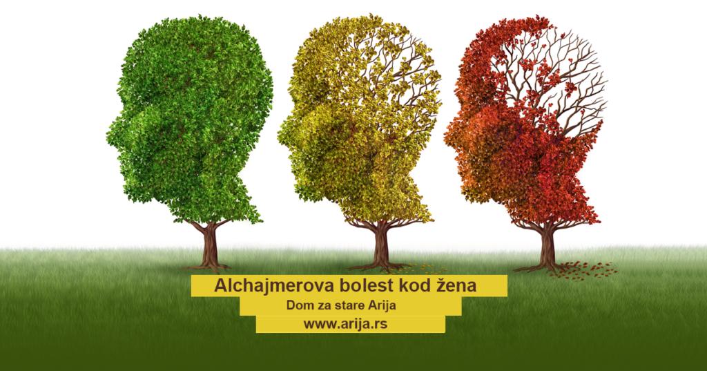 Alchajmerova bolest kod žena