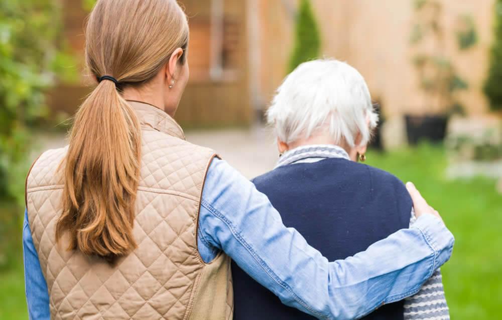 Važnost poseta najbližih u domu za stare