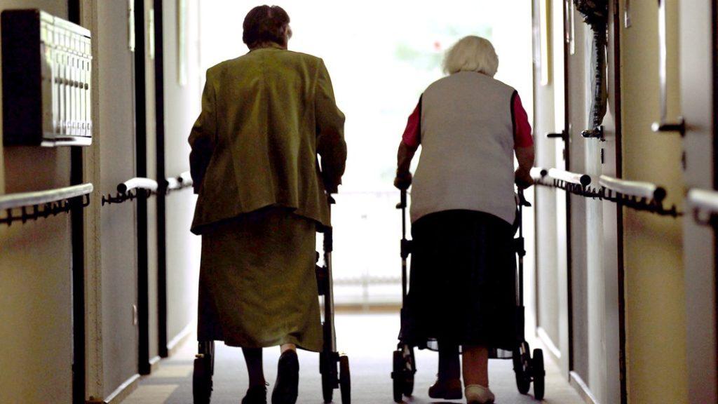 Zbrinjavanje osoba sa moždanim udarom u domu za negu starih lica