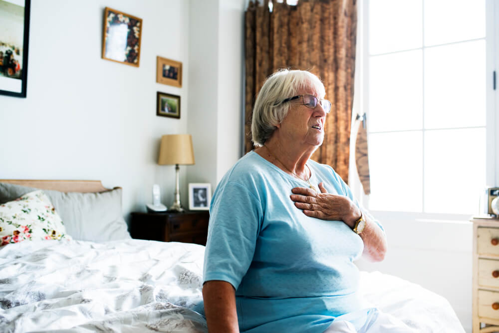 Bolesti srca kod starih lica