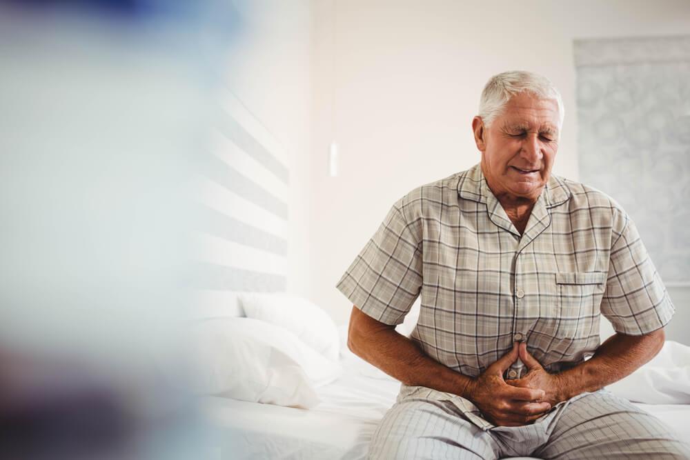 Kila kod starijih osoba