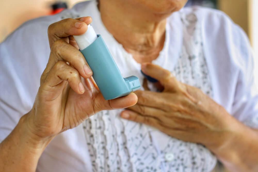 Bronhijalna astma kod starijih