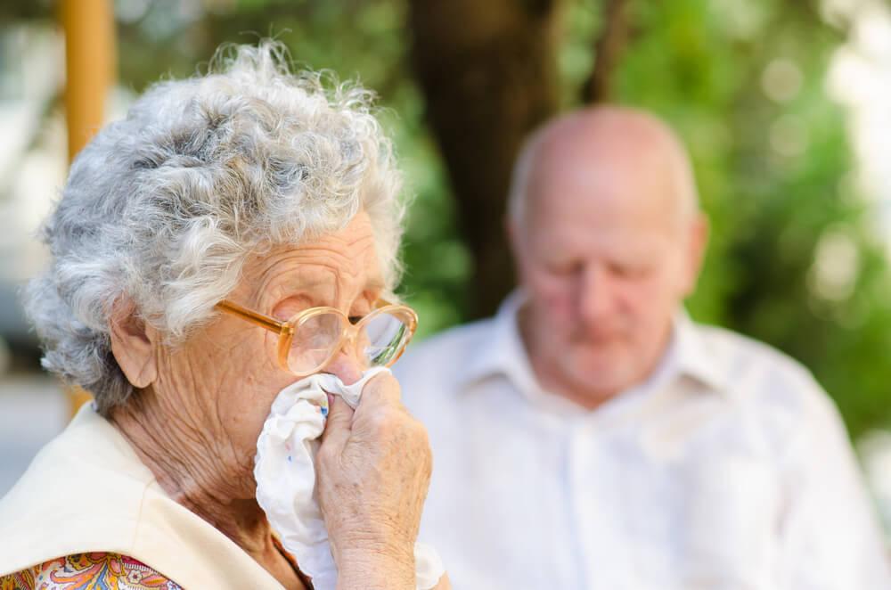 Sezonska alergija kod starijih osoba