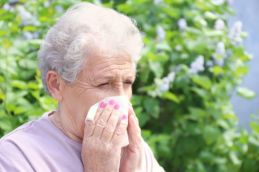 sezonska alergija Dom za stare Arija 3