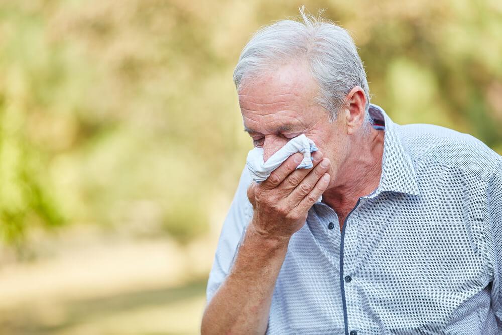 Upala pluća kod starijih