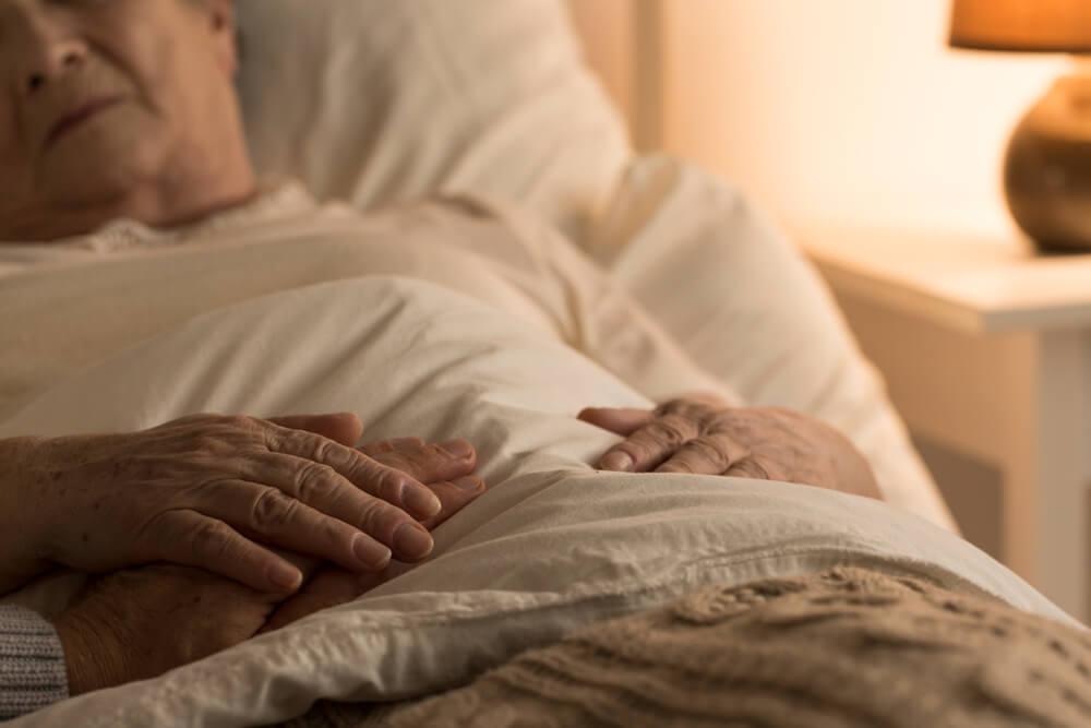 Nega nepokretne starije osobe