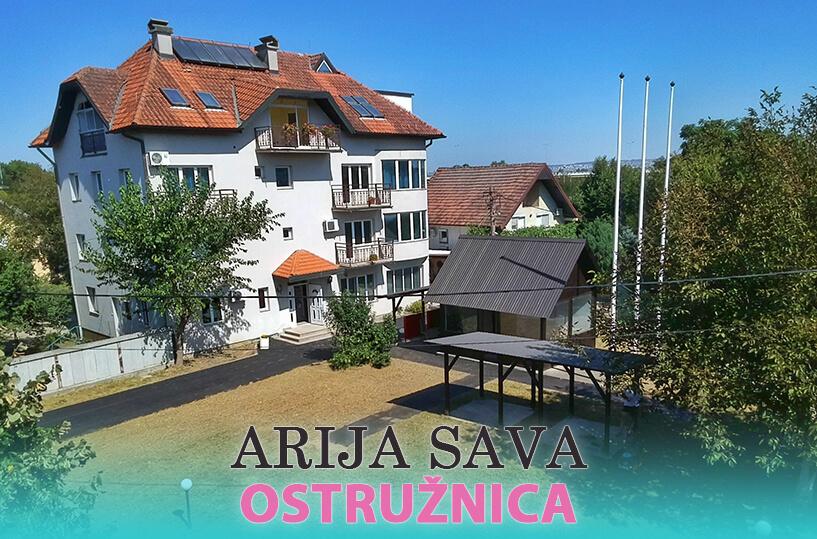 Dom za stare Arija Sava