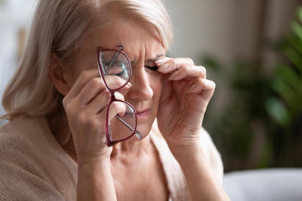Konjuktivitis kod starijih