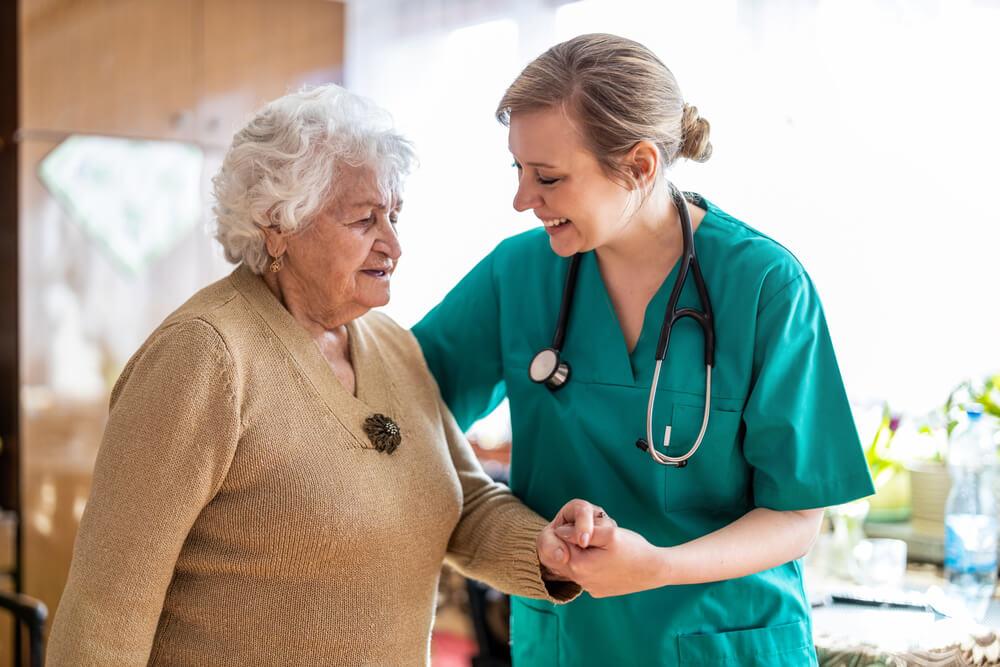 Zdravstvena zaštita u domu za stare