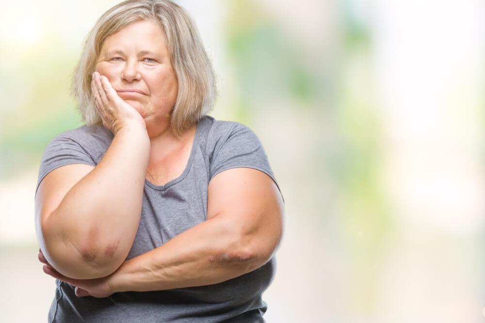 Gojaznost kod starijih